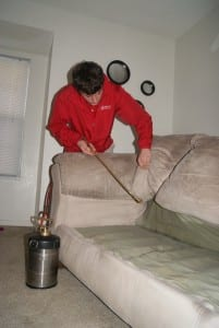 Treating bed bugs