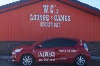 W.C.\'s Lounge & Games