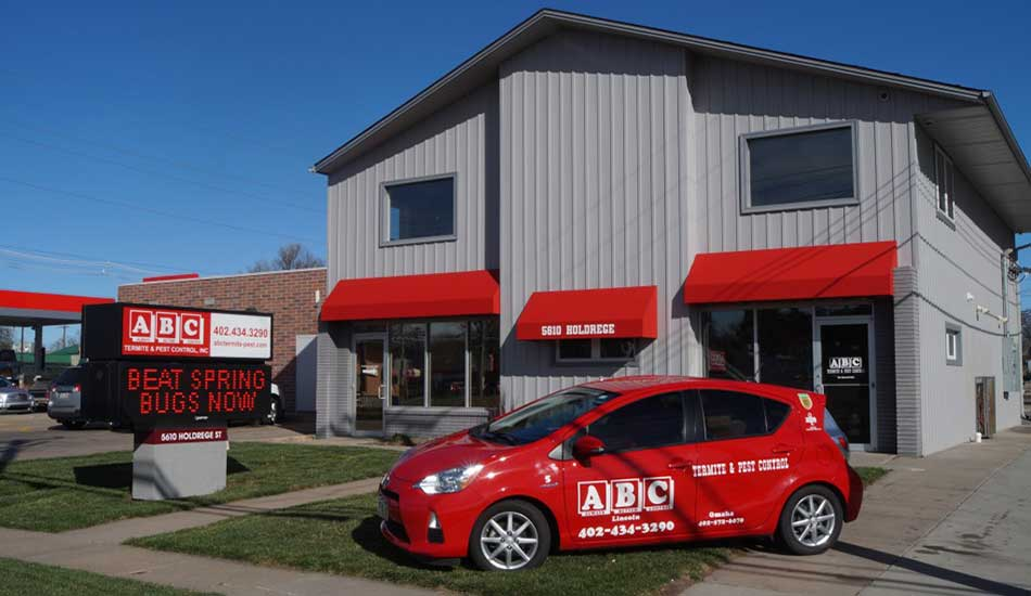 OUR LINCOLN OFFICE IS CENTRALLY LOCATED ON 56TH AND HOLDREGE.
