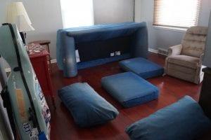 Sofa Prep